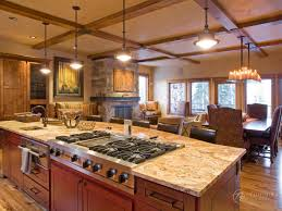 Stove In Kitchen Island Kitchen Island With Stove And Oven Inspirations Easy Pictures