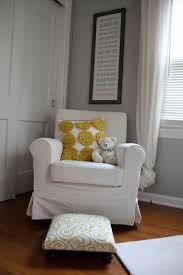 Upholstered Glider Ikea Hack Turn A Chair Into A Glider Mrs Wigglebottom Turning