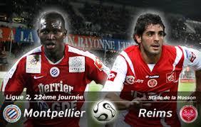 Reims Montpellier Vidéo buts 1-0