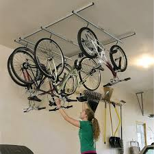 Ceiling Bike Hook by 10 Of The Best Bike Storage Systems Racks And Hooks For Indoor