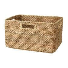 stackable rattan basket aki home furniture u0026 home decor store