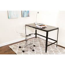 Retro Sofa Table by Black Retro Office Desk Drafting Table Free Shipping Today