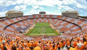 Neyland Stadium Map University Of Tennessee Knoxville Band Department Utk Band
