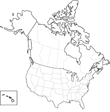 Canada On The Map by Download America Canada Map Major Tourist Attractions Maps
