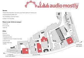 info for attendees audio mostly u2014 audio mostly