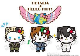anime kitty transformed hetalia u0027s bishounen