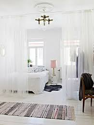 Room Divider Diy by Top 25 Best Room Divider Curtain Ideas On Pinterest Curtain