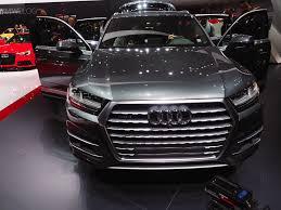 Audi Q7 Colors 2017 - 2016 audi q7 lighter aims for over 40 mpg average