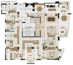 Escala Seattle Floor Plans by Planos Para Casa Con 6 Habitaciones Just Things Pinterest