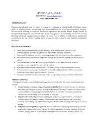 Medium Length Graduate CV