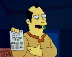 742 Evergreen Terrace Floor Plan Jon Lovits As Llewellyn Sinclair On The Simpsons 742 Evergreen
