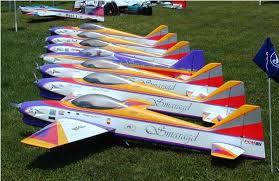 Jenis Aeromodel