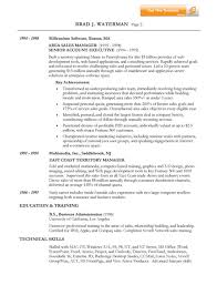 IT Sales Resume Example IT Sales Manager Resume Example