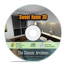 Home Design Software For Mac Os X Sweet Home 3d Interior Design House Architect Software Kitchen