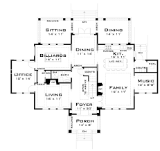 Big House Plans by For The Large Family 44040td Architectural Designs House Plans