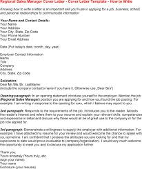 Area Sales Manager Resume Sample cover letter for insurance sales manager