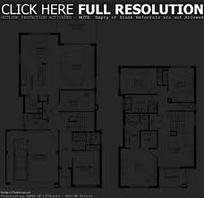 Two Story House Floor Plans Small Two Story House Plans Twostory Plan And Inspiration Doubl