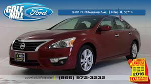 nissan altima 2005 stuck in park used nissan for sale golf mill ford