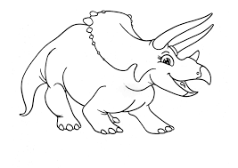 triceratops dinosaur coloring pages animal coloring pages boys