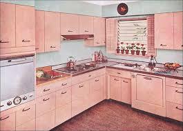 Retro Metal Kitchen Cabinets by 1181 Best Vintage Kitchens Images On Pinterest Dream Kitchens
