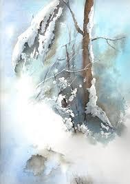 Artquarelle - Sous la neige, en stage avec Monsieur Fernand Lamy - tumblr_lgikbxGC521qgnxf7o1_500