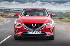 first drive mazda u0027s compact cx 3 brings style but is it premium