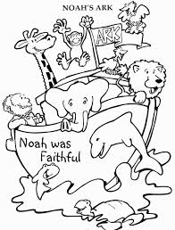 noahs ark coloring pages coloring pages pinterest sunday