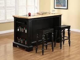 Wooden Kitchen Island Table Kitchen Granite Kitchen Island Table And 52 Black Wood Kitchen