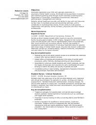 New Graduate Nurse Resume Template   Make Resume nursecode com Cover Letters Cover Letter Examples New Graduate Nurse Student Nurse within  New Nurse Cover Letter