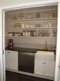 image result for diy pantry closet with baking counter space and