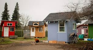 Tiny Homes California by Housing For Homeless Tiny House Blogs