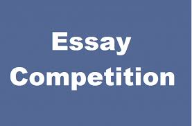 Essay writing competition      india   drureport    web fc  com CAHSPR