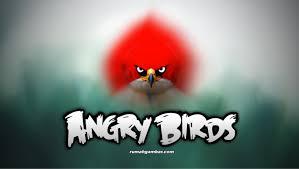 Angry Bird Mengila