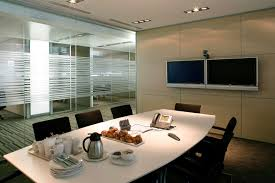 modern conference room table office and workspace designs modern meeting room with glasses a