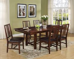 Brown Dining Room Table Buchanan New Classic Furniture