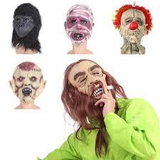 halloween mask costumes 101 ways to make masks costumes and impressive halloween makeup
