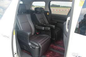does lexus make minivan toyota u0027s fuel sipping estima and alphard hybrid minivans u2013 off