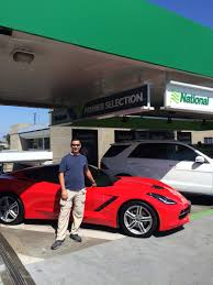 lexus rental san diego my experience with national car rental u0027s premier selection