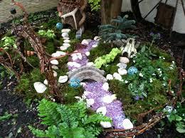outdoor fairy garden a fairy garden sanctuary hometalk outdoor