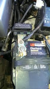 lexus lx470 key fob battery battery terminal corroded 1999 lx470 clublexus lexus forum