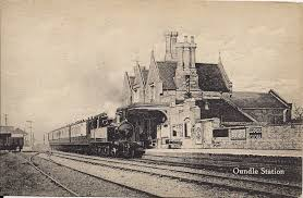 Oundle railway station
