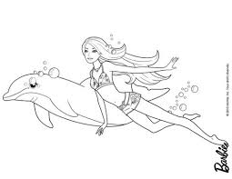 barbie doll colouring pages funycoloring
