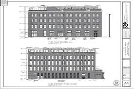 this warehouse district storage facility will become a mixed use