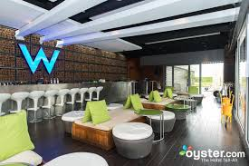 wet bar at the w taipei oyster com hotel reviews