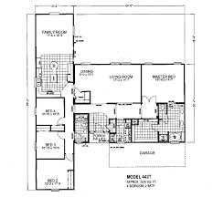 triple wide mobile home floor plans modular home floor plans