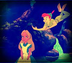 Peter Pan/Alice Kingsleih