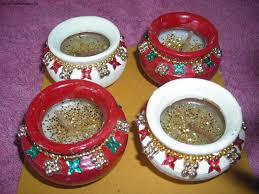 Diwali Decoration In Home Diya Decoration Ideas Decorating Ideas