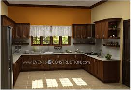 Small Kitchen Design Ideas 2012 Small Kitchen Design In Kerala Style And Kerala Style Wooden Decor