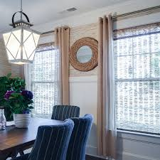 coastal window coverings and coastal window treatments