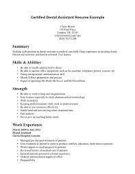 Student Resume Examples No Experience by Veterinary Assistant Resume Examples Job Resume Examples No